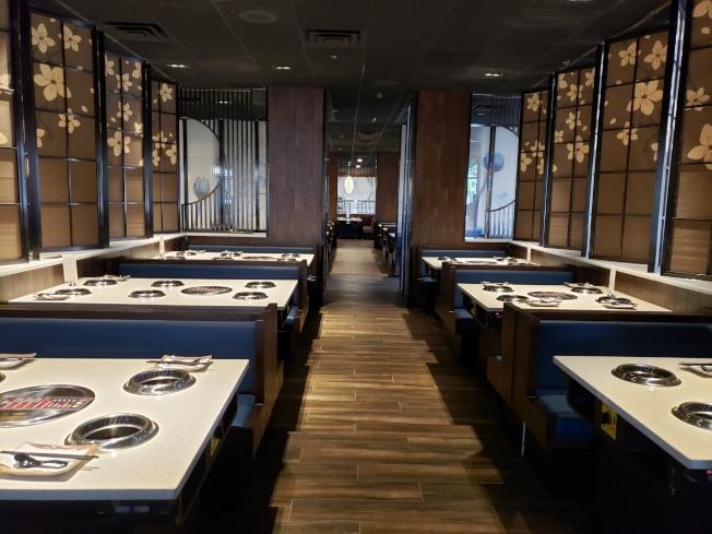 Spring Shabu Shabu & Grill,萬呎空間、裝潢典雅