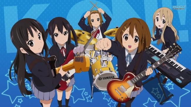 「京都動畫」出品過「K-ON!輕音部」等眾多暢銷動漫。(取材自推特)