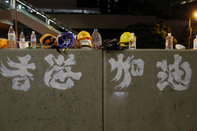 中國最安全城市排行榜,香港今年從去年榜首跌出十大。(本報資料照片)