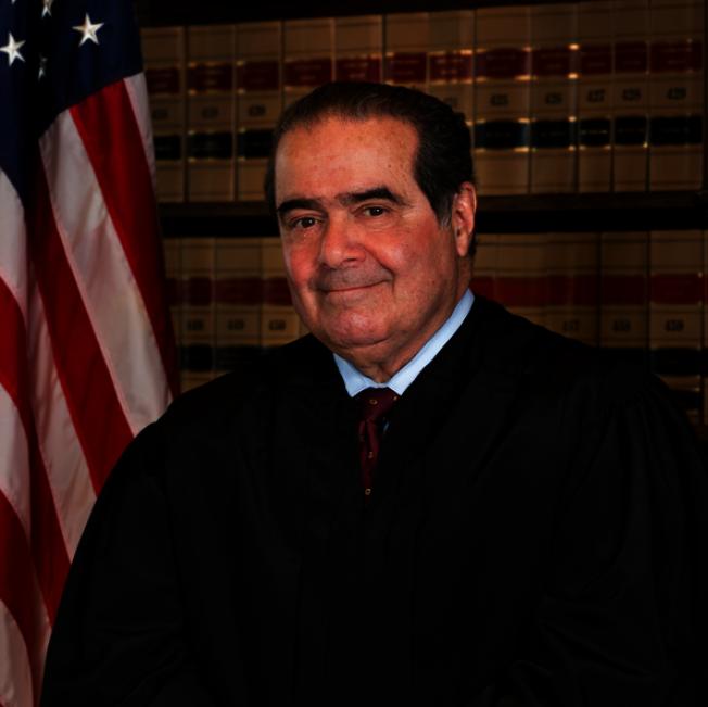 已故大法官史卡里亞。(Getty Images)