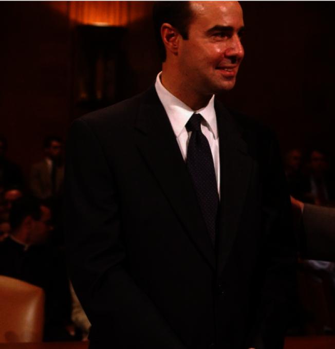 尤金‧史卡里亞被川普總統提名出任勞工部長。(Getty Images)