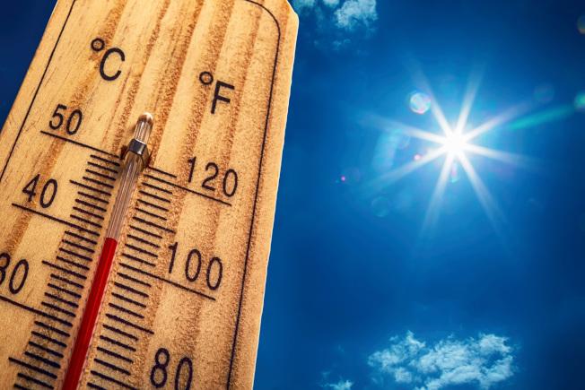 新州將迎來超高溫周末。(美聯社)