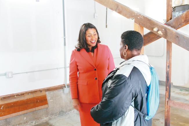 2月時市長布里德提出了「姻親單位」申請費用減免的計畫。本周四議會初審通過。(本報檔案照片)