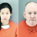 華翁分屍案女兒女婿否認控罪
