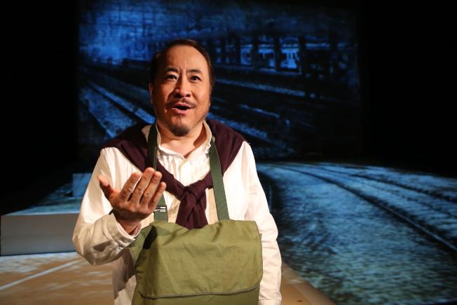 田浩江認為,與王偉忠的跨界合作,靠的是默契,也是對青春的真摰情感。(全民大劇團提供)