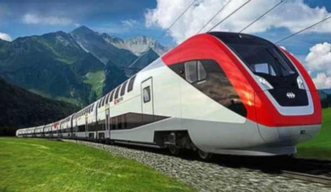 西北部計畫興建高鐵,由波特蘭到溫哥華(中經西雅圖),時速222哩,全程不到2小時。(圖:華盛頓州交通廳)