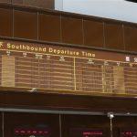 啪啪啪30年 台北車站翻翻板時刻表年底退役