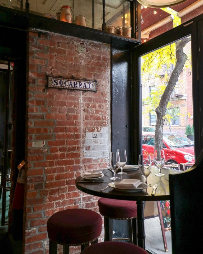 Socarrat Paella Bar主打傳統西班牙菜。(取自餐館周官網)