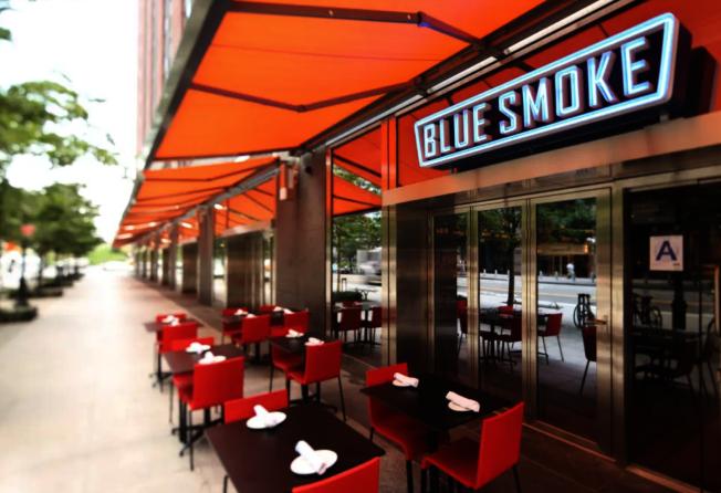 Blue Smoke鄰近多處紐約市景點,是紐約遊客熱門首選地之一。(取自餐館周官網)