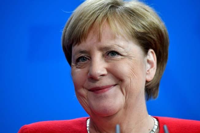德國總理梅克爾連連出現顫抖現象,今天她表示,她的健康狀況足以繼續擔任總理,並希望目前第4個也是最後一個任期在2021年屆滿後,好好享受人生。Getty Images