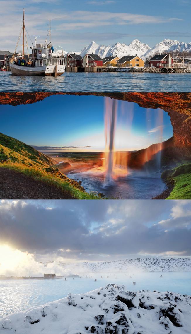 景聞國際旅推出高品質「冰島北歐5國精品遊」。