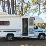 駕駛露營車 悠遊太平洋海岸