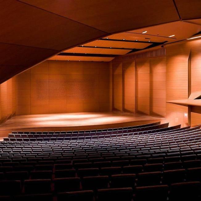 現在的Alice Tully演奏廳。(林肯中心室內樂協會臉書)