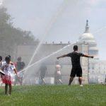 〈圖輯〉  周末奪命熱浪 籠罩美2/3地區 多州宣布緊急狀態