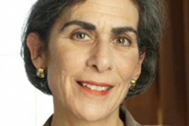 引發爭議的賓州大學法律教授艾美‧魏克斯。(取材自賓大法學院網頁)