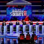 民主黨總統初選第2輪辯論 月底登場