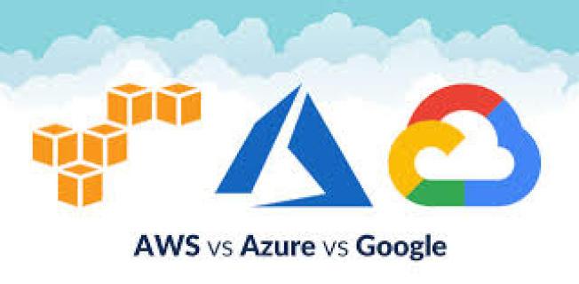 美國的雲端服務市場,主要由三家公司競爭,即亞馬遜(AWS)、微軟(Azure)、以及Google;最新則報顯示,微軟的Azure有超過亞馬遜之勢。(Getty Images)