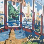 反移民!奧斯汀著名壁畫遭塗鴉