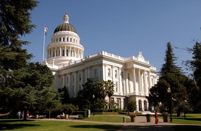 加州首府沙加緬度是加州抗震度最高的城市。(Getty Images)