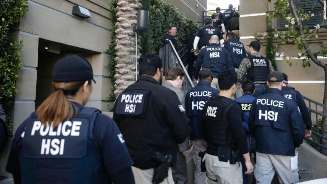美國聯邦調查局在南加州展開大規模取締「月子中心」的行動。(本報資料照片)