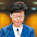 泛民立法會議員提案 彈劾林鄭月娥