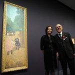 德州富孀 再捐106件珍藏給巴黎奧賽博物館