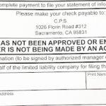 企業報稅信以假亂真 華商險上當