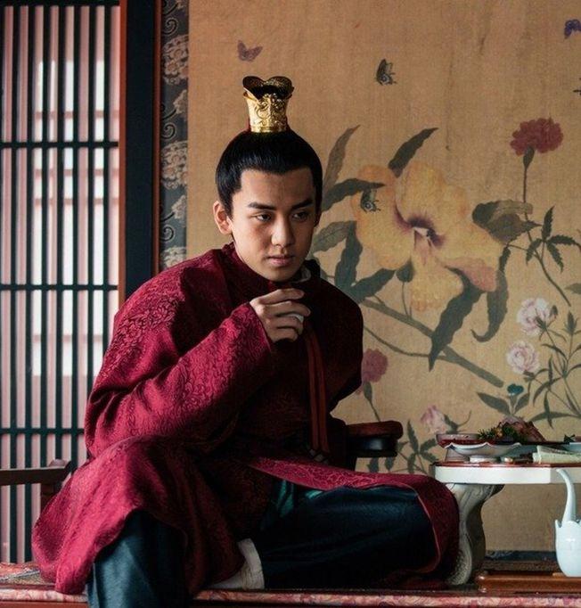 葛兆恩赴大陸發展,在「長安十二時辰」飾演皇帝之子永王。(圖:愛奇藝台灣站提供)