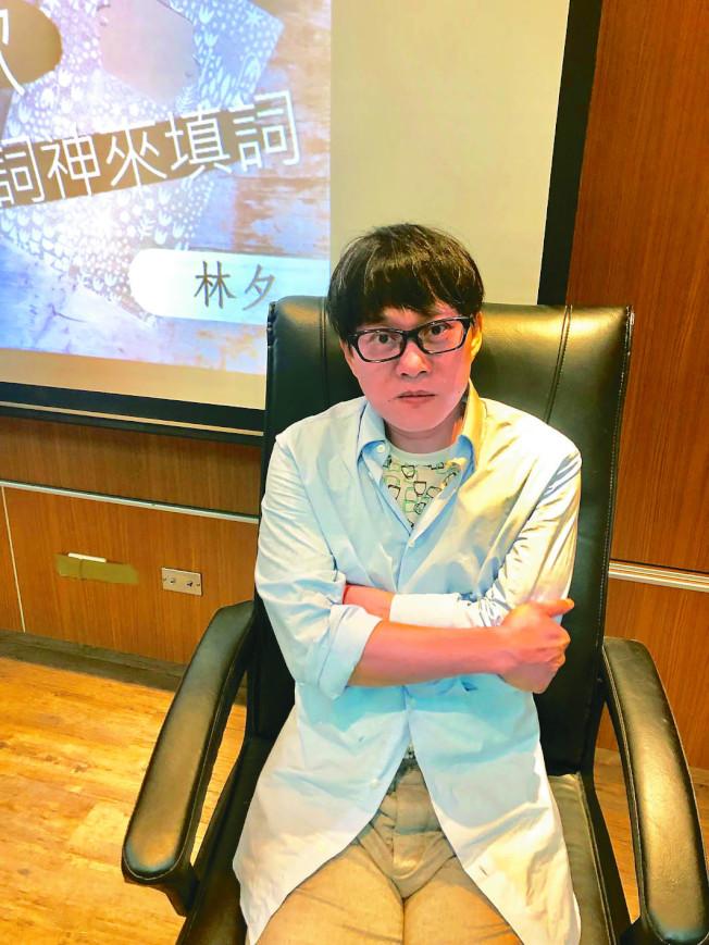 香港「詞神」林夕談合作對象中,王菲個性最乾脆俐落。(詠聯文創科技提供)