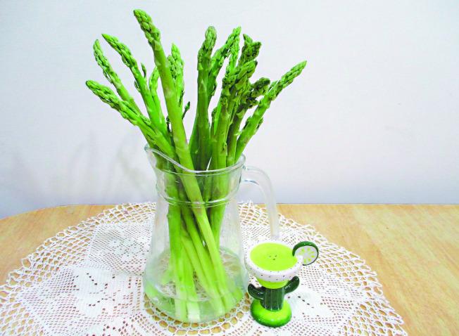 蘆筍富含豐富營養。(本報資料照片)