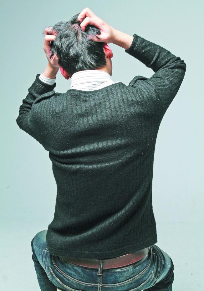 憂鬱症患者的負向思考,伴隨著失去興趣,還有許多身心症狀。(本報資料照片)