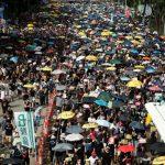 香港又掀大遊行 央視:誰破壞法治 誰就是罪人