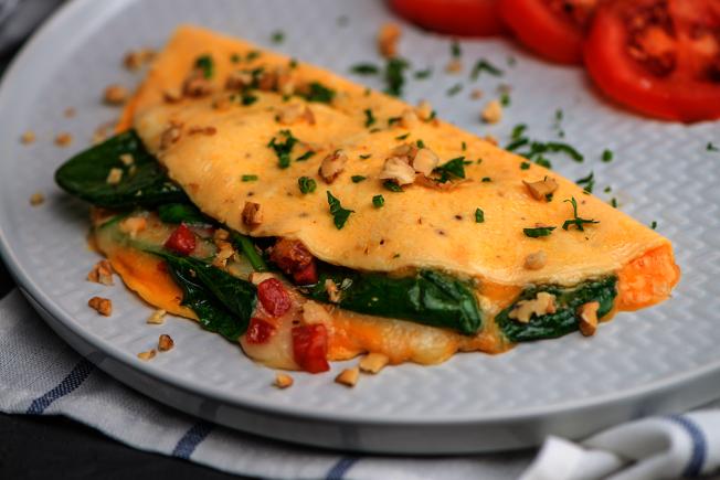 蛋是平凡的日常食材,烹煮時卻很講究時間。 圖/ingimage