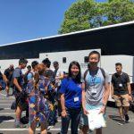 台美公民協會夏令營 進森林拒網路