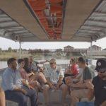 聖三河遊船之旅 風景優美生態罕見