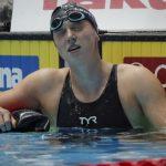 《世界游泳錦標賽》400米自由泳 萊德琪遭澳洲小將逆轉4連霸夢碎