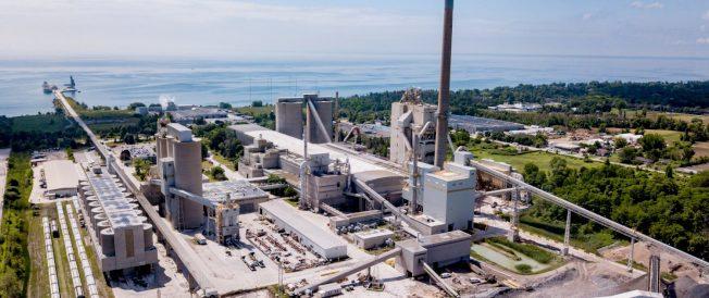 CRH是歐洲知名水泥生產企業。(CRH Cement)
