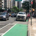 紐約嚴打占單車道 2周開出5673罰單