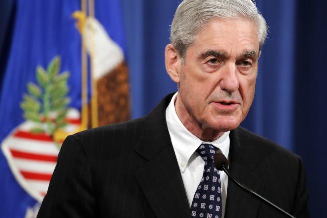 前特別檢察官穆勒24日將赴眾院司法與情報委員會作證,說明他兩年來調查俄羅斯是否干預美國2016年大選,以及川普總統是否試圖妨礙調查。(美聯社)