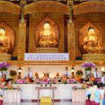 西來寺盂蘭盆供僧法會