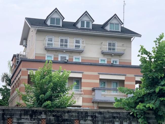 高雄市長韓國瑜妻子李佳芬位於雲林縣古坑鄉的農舍涉違建。(本報資料照片)