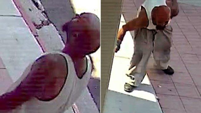 西裔嫌犯試圖在洛加大校園附近性侵教職人員。(洛加大警局提供)
