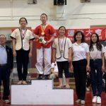 華人摔跤賽 南加成績讚