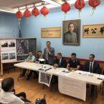 孫啟誠家族支持 反城區監獄團體組聯盟