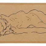 舊貨店挖到一幅「泛黃裸女圖」 鑑定值20萬元  席勒的作品
