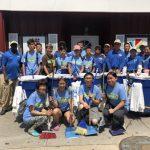 華裔少年團打掃華埠  體驗清潔隊辛勞