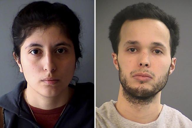 丹尼爾.薩西度(右)與漢娜‧珍妮亞克死亡後,兩歲的兒子艾登.薩西度卻失去蹤影。(聯邦調查局)
