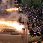 〈圖輯〉港衝突升溫 熟悉的香港你在哪?