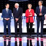 民主黨第二輪辯論 桑德斯與華倫 爭當進步派旗手