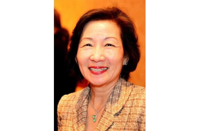 世界台灣商會聯合總會名譽總會長黃金森夫人楊淑惠1日病逝。(楊淑惠家屬提供)